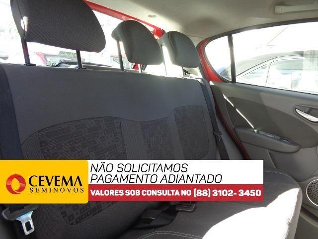 Fiat Palio Attractive 1.4 - Vermelho - Foto 8
