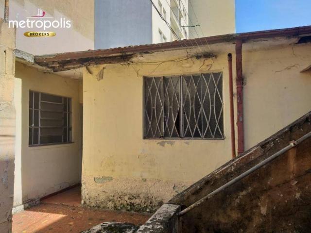 Terreno à venda, 200 m² por r$ 600.000,00 - santa paula - são caetano do sul/sp - Foto 10