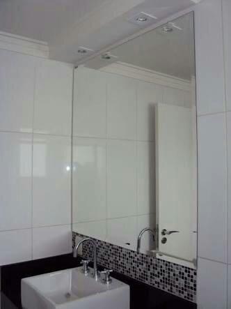 Box de banheiro promoção relâmpago 200.reais m2 avista estalado - Foto 2