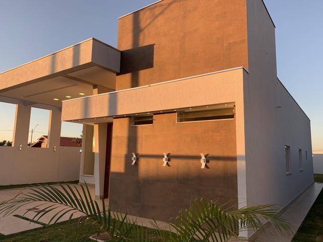 Linda casa no Cabv, toda moderna em excelente localização. - Foto 4