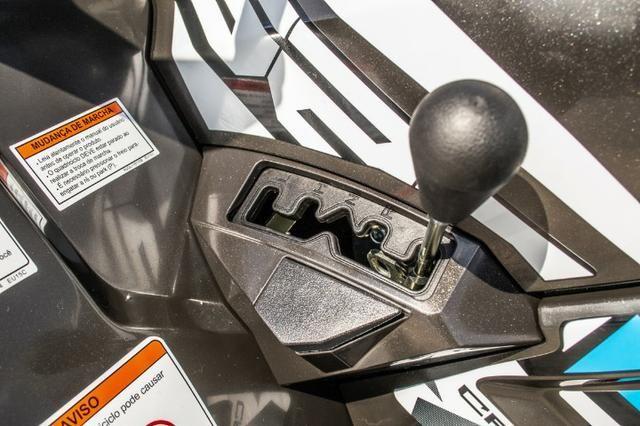 Quadriciclo 4x4 CForce 520L Automático Gasolina - Foto 15