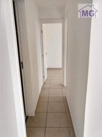 Apartamento com 2 dormitórios para alugar por r$ 850/mês - glória - macaé/rj - Foto 7