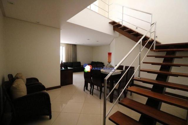 Cobertura com 5 dormitórios à venda, 320 m² por R$ 870.000,00 - Setor Marista - Goiânia/GO - Foto 6