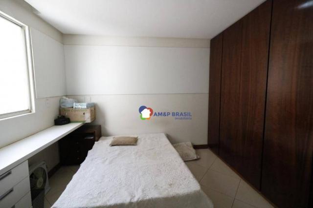 Cobertura com 5 dormitórios à venda, 320 m² por R$ 870.000,00 - Setor Marista - Goiânia/GO - Foto 11