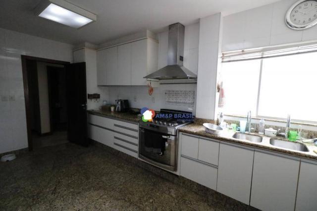 Cobertura com 5 dormitórios à venda, 320 m² por R$ 870.000,00 - Setor Marista - Goiânia/GO