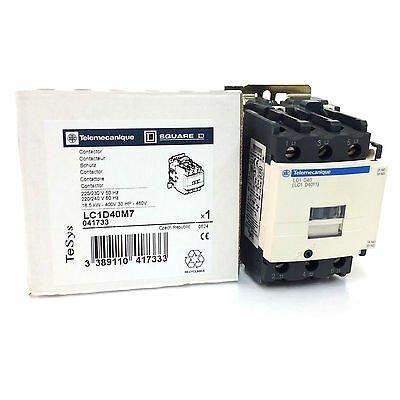 Contator Telemecanique Lc1d40m7 18.5kw - Foto 2