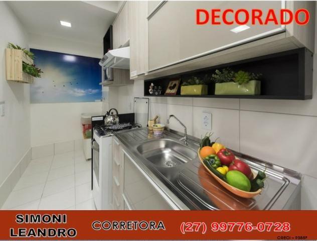 SCL - 34 - Apartamento 2 quartos, quintal, lazer completo, elevador, (entrada facilitada) - Foto 7