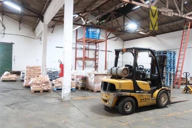 Complexo de galpões ideal para empresas de grande porte - Foto 4