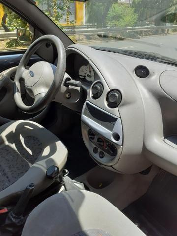 Ford Ka 2001 zetec rocan - Foto 4