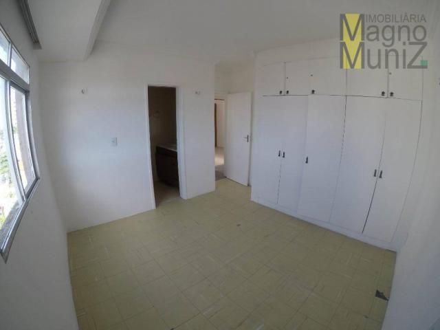 Apartamento com 3 dormitórios à venda por r$ 190.000 - papicu - fortaleza/ce - Foto 7