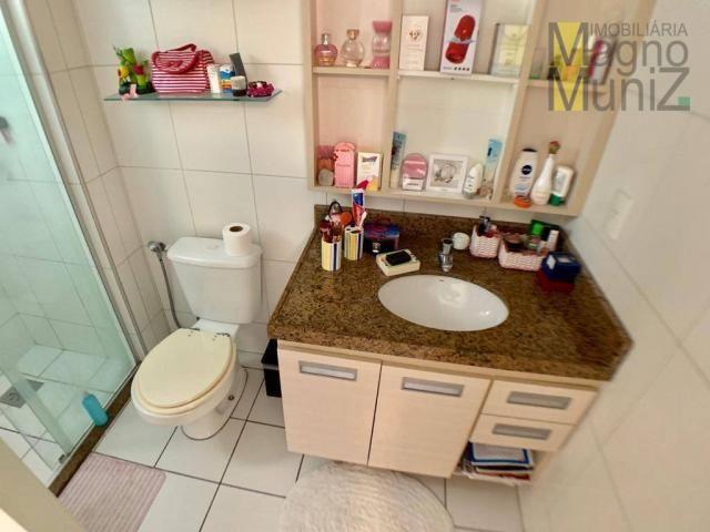 Apartamento com 3 dormitórios à venda por r$ 700.000,00 - cocó - fortaleza/ce - Foto 12
