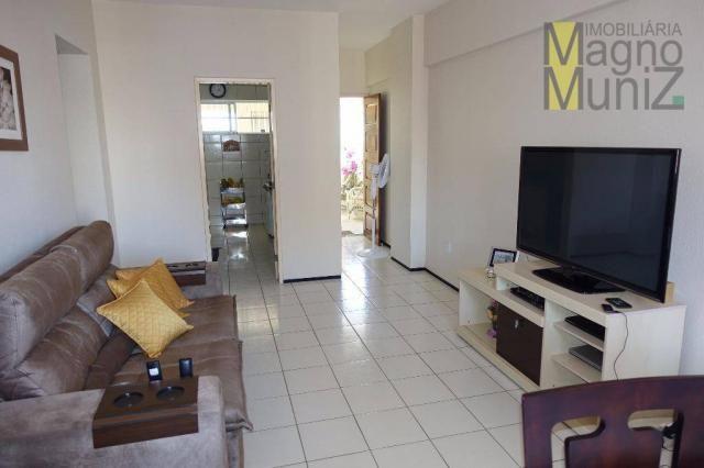 Edifício Dra. Risalva - Apartamento residencial à venda, Papicu, Fortaleza. - Foto 7