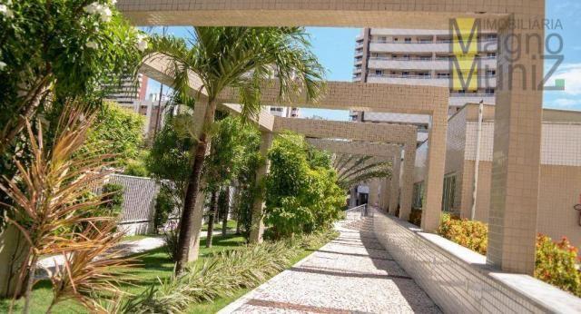 Apartamento com 3 dormitórios à venda por r$ 700.000,00 - cocó - fortaleza/ce - Foto 2