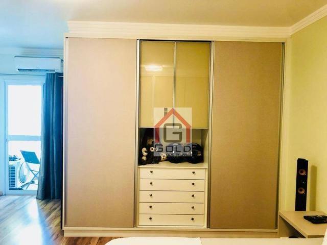 Sobrado com 3 dormitórios à venda, 195 m² por R$ 850.000 - Parque das Nações - Santo André - Foto 15