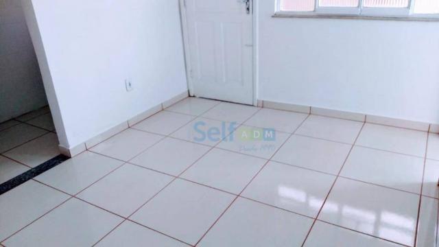 Casa com 1 dormitório para alugar, 40 m² - Barreto - Niterói/RJ - Foto 3