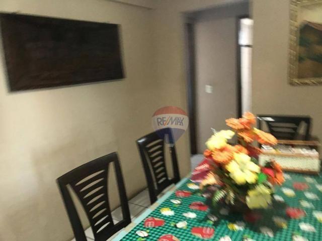 Apartamento com 3 dormitórios à venda, 116 m² por R$ 630.000,00 - Casa Caiada - Olinda/PE - Foto 2