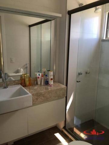 Apartamento com 2 dormitórios à venda, 68 m² por R$ 450.000,00 - Porto das Dunas - Aquiraz - Foto 15