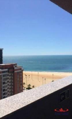 Apartamento residencial à venda, Praia de Iracema, Fortaleza. - Foto 2