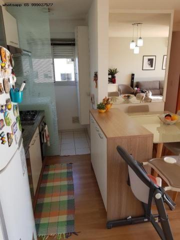 Apartamento para Venda em Cuiabá, Boa Esperança, 3 dormitórios, 1 suíte, 2 banheiros, 2 va - Foto 5
