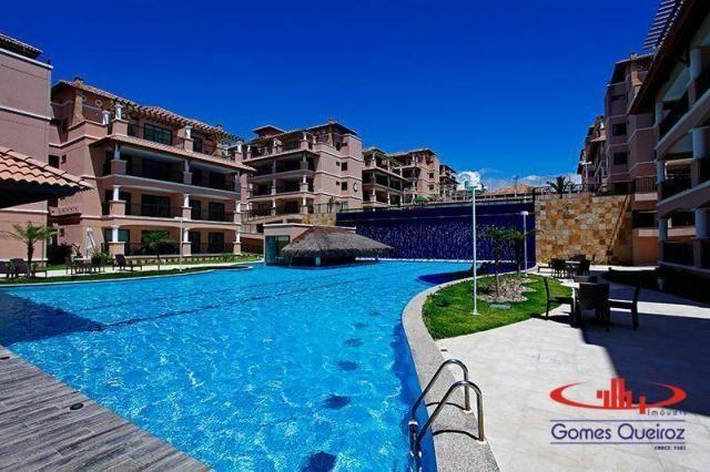 Apartamento com 3 dormitórios à venda, 136 m² por R$ 650.000,00 - Porto das Dunas - Aquira - Foto 19