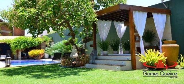 Casa com 5 dormitórios à venda, 350 m² por R$ 1.200.000 - Porto das Dunas - Aquiraz/CE - Foto 3