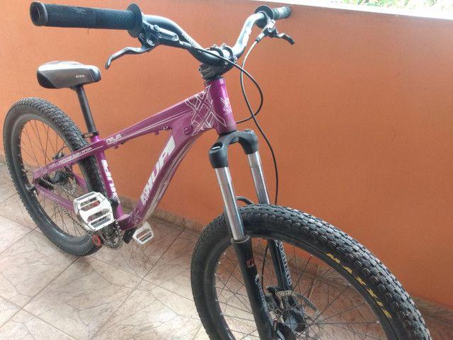 Bicicleta HUPI NAJA 26  - Foto 3