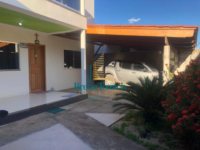 Casa com 2 dormitórios à venda, 106 m² por R$ 280.000 - Residencial Laranjeiras São Jacint - Foto 2