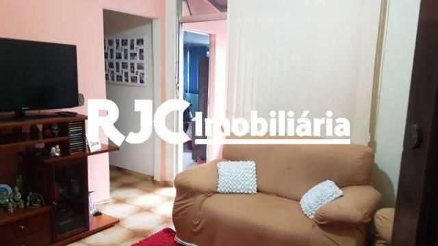 Apartamento à venda com 2 dormitórios em Tijuca, Rio de janeiro cod:MBAP24856 - Foto 4