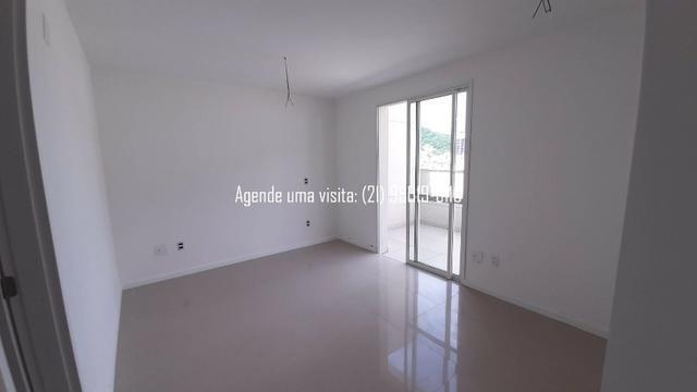 Cobertura linear em Botafogo, no You, Real Grandeza, 156m, 3 quartos, vista Cristo - Foto 14
