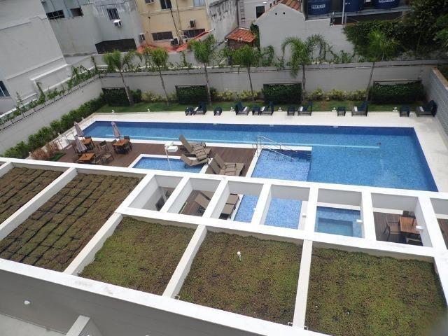 Cobertura linear em Botafogo, no You, Real Grandeza, 156m, 3 quartos, vista Cristo - Foto 18