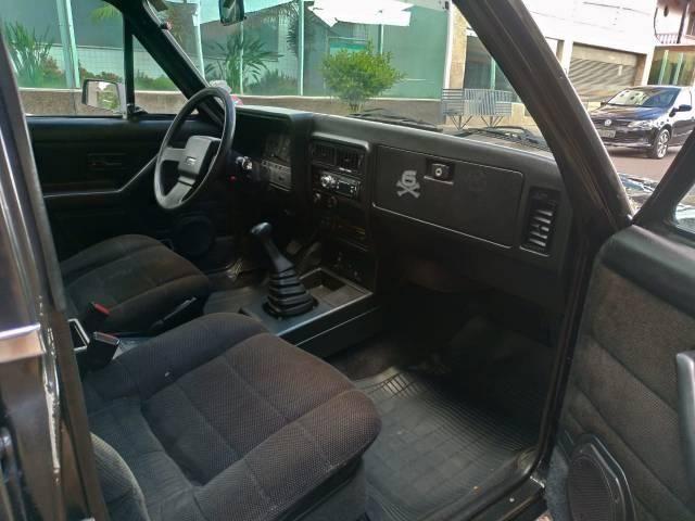 Opala diplomata 1988 completo carro placa preta leia discrição - Foto 11