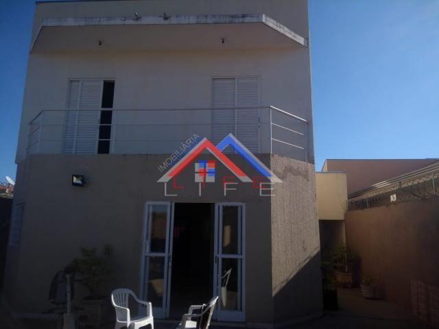 Casa à venda com 3 dormitórios em Jardim cruzeiro do sul, Bauru cod:2015