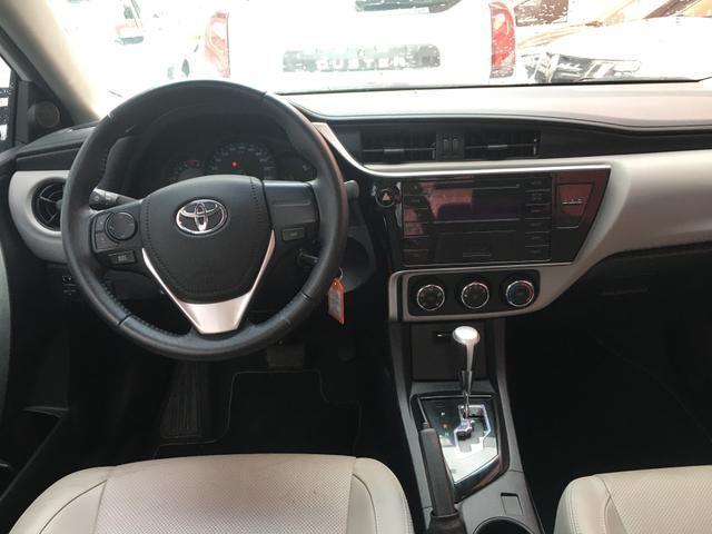Corolla GLI UPPER 1.8 automático 2019 - Foto 10
