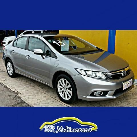 Honda Civic LXL Flex 2013 vendido - Foto 7