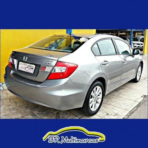 Honda Civic LXL Flex 2013 vendido - Foto 8