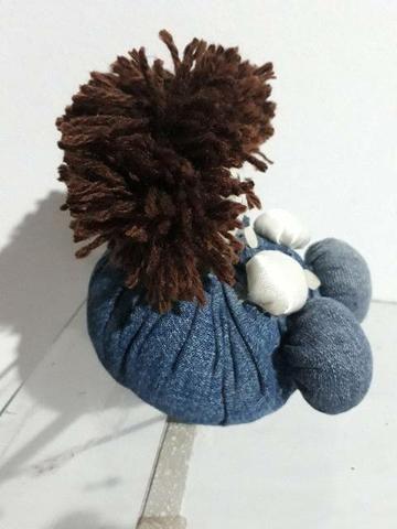 Bonecas artesanais - Foto 2