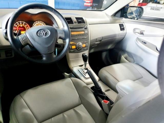 Toyota corolla 2011 2.0 xei 16v flex 4p automÁtico - Foto 5