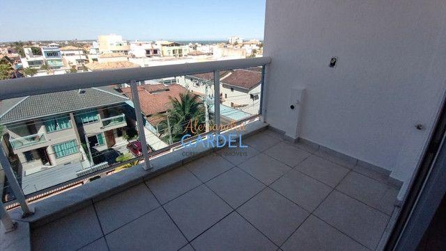 Recreio - Apartamento no Cond. Terrazzos de 3 quartos (1 suíte) com vista para o mar/praia - Foto 10