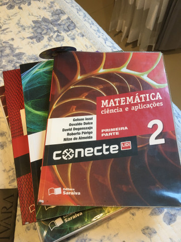 Livros Fundação Matias Machline (didáticos ensino médio) - Foto 5