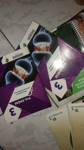 Material ENEM COC NOVOS para vender logo - Foto 2