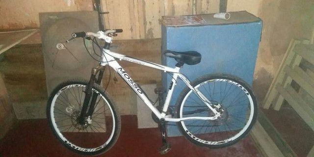 Vendo bicicleta Mosso - Foto 2