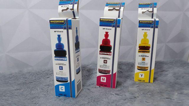 Refil tinta HP 100 ml