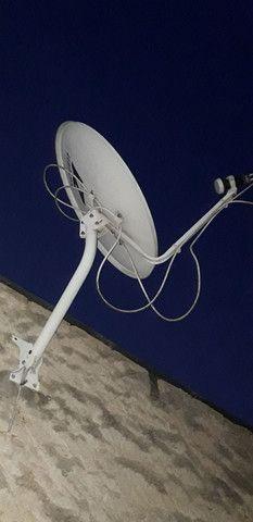 1 antena TV a cabo