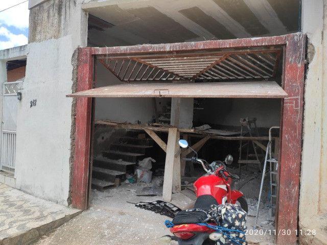 Portão basculante, escada de chapa de ferro ,leia a descrição - Foto 3