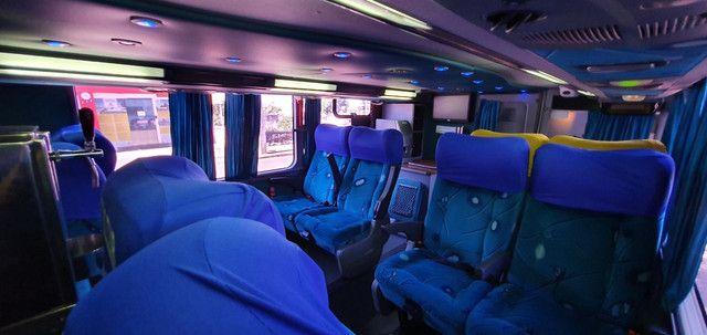 Onibus 1800DD Double Decker G6 Scania 8x2 ano 2010 - Foto 5