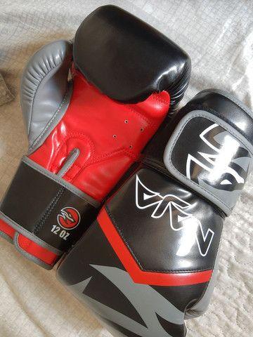 Luva Muay Thai ou Box - Foto 2