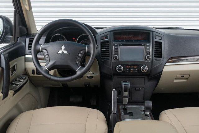 Mitsubishi Pajero full HPE 3.2 2013 automático IPVA 2021 PAGO - Foto 7