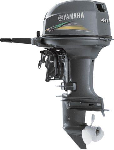 Motor de popa Yamaha 40 hp - Foto 2