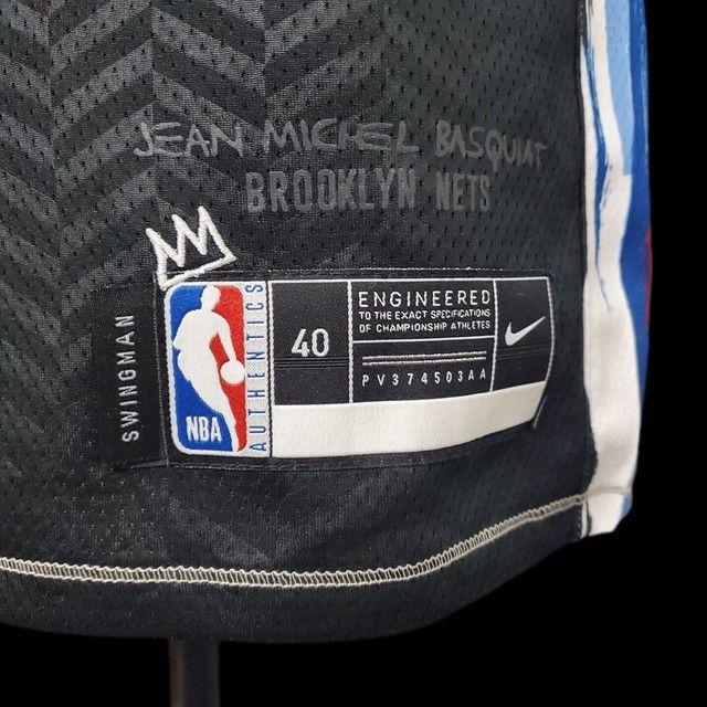 Brooklyn Nets City Edition - Foto 6