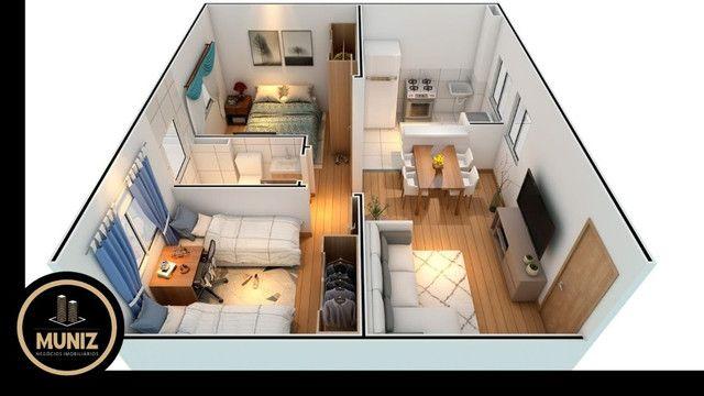 6R Apartamento de 2 quartos com Entrada Facilitada em 60x, Rio doce , Piscina! - Foto 4